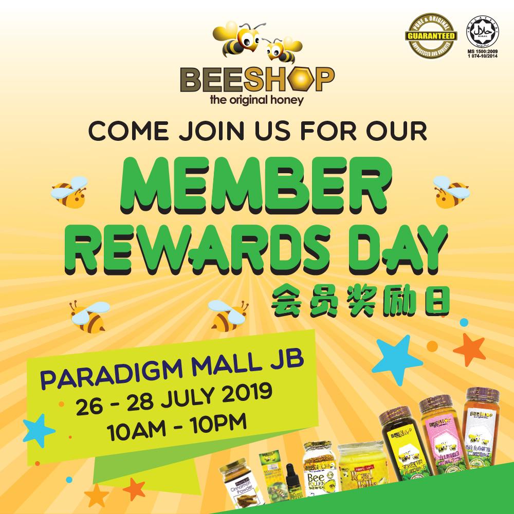 Member Rewards Day @ Paradigm Mall,JB